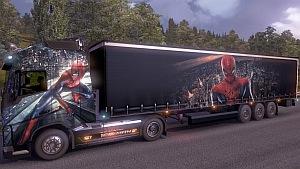 Amazing Spiderman trailer mod