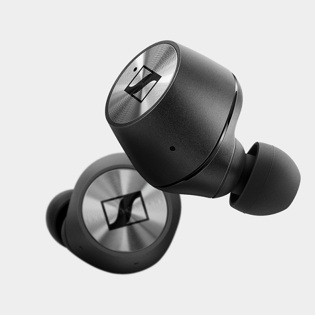 Sennheiser Launches Momentum True Wireless Earbuds