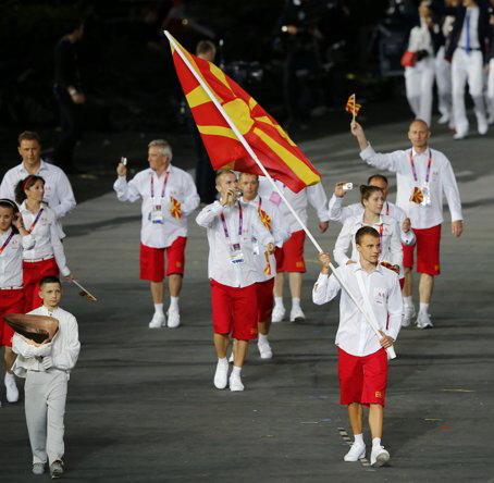 Makedonien mit fünf Athleten nach Rio