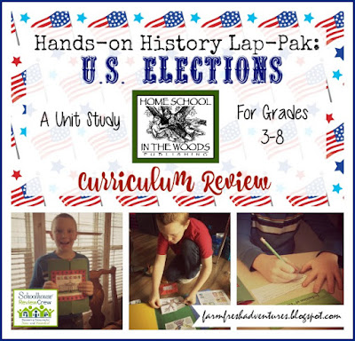 U.S. Elections Lapbook Product Review