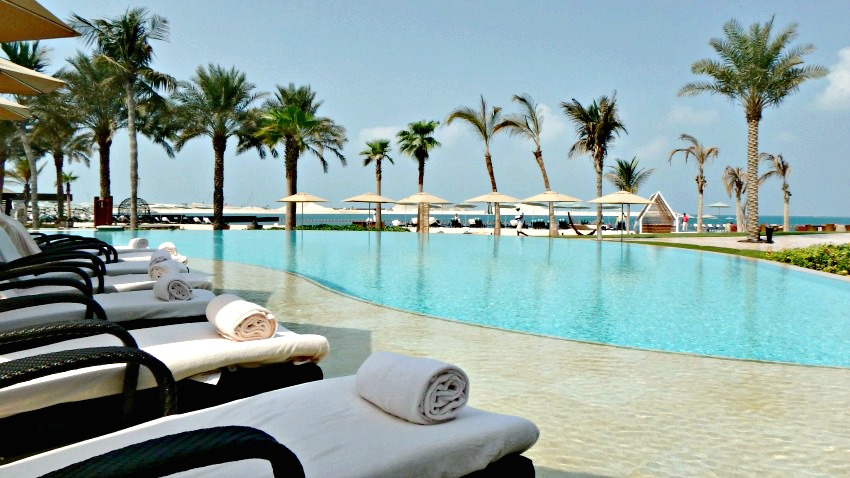 Four Seasons Jumeirah Beach Dubai Swimming Pool
