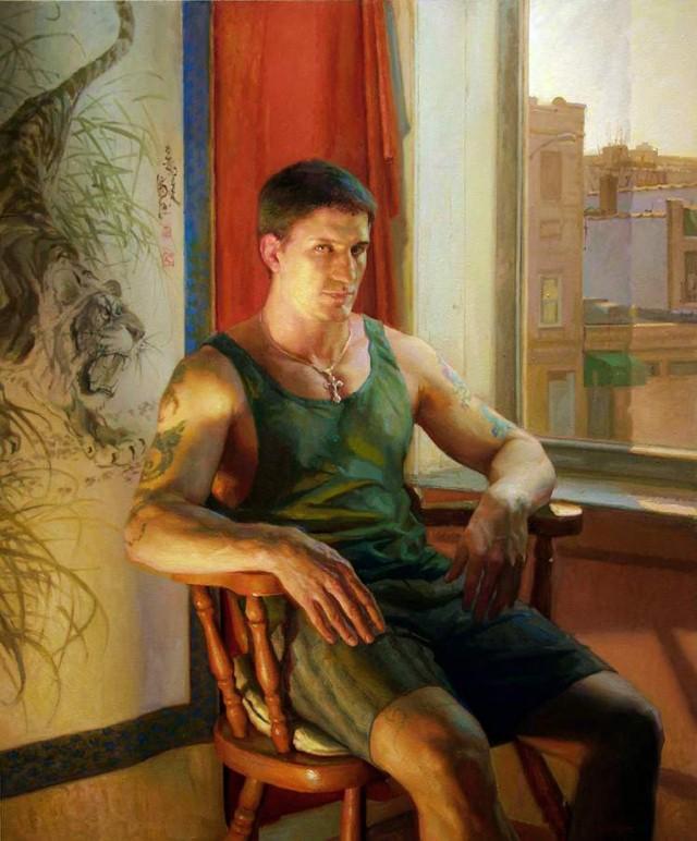 Американский художник-реалист. Dan Thompson 12