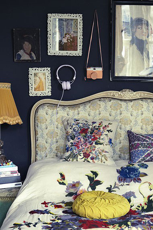 Bohemian Bedrooms Bohemian And Bedrooms On Pinterest: Down And Out Chic: Interiors: Boho Bedrooms