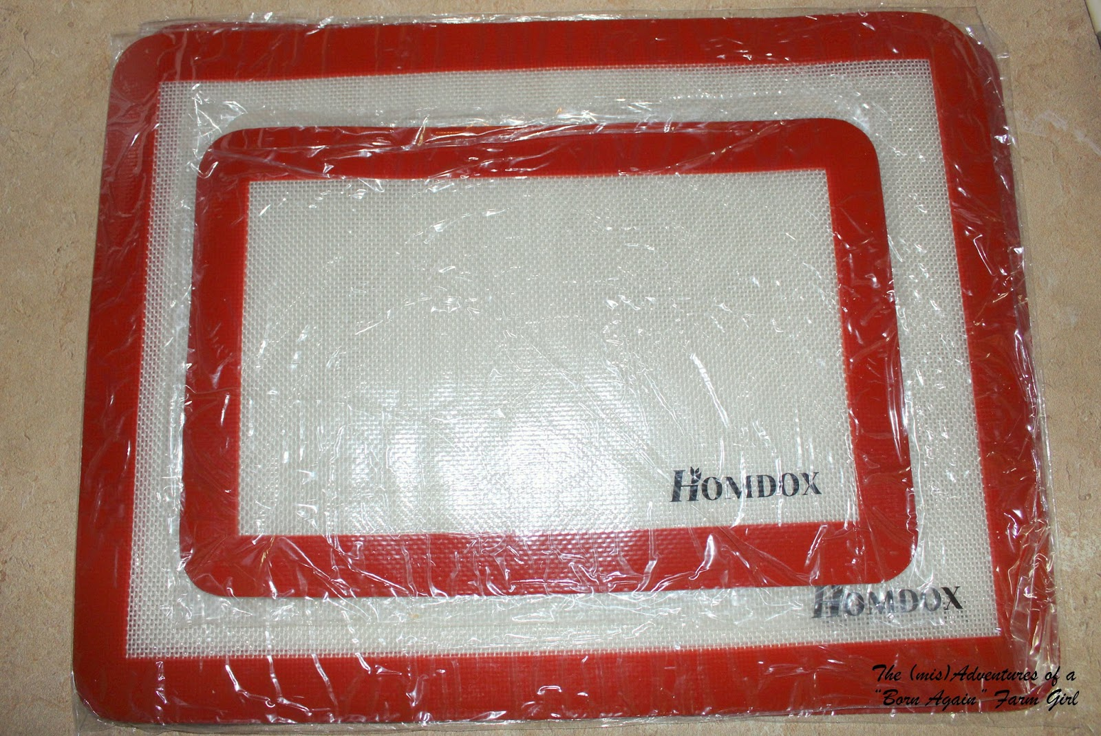 Homdox Silicone Baking Mat Review The Mis Adventures Of