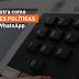 ELEIÇÕES 2018: Pesquisa mostra como INFORMAÇÕES POLÍTICAS circulam no WhatsApp