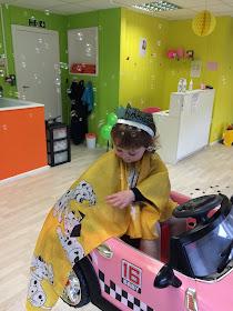 pikku children hair salon