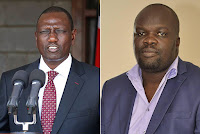 alai - UHURU and his cronies have looted more than RUTO and they are pretending to be saints – ROBERT ALAI loses his cool