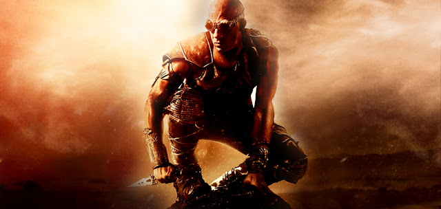 Vin Diesel - Riddick Movie September 2013
