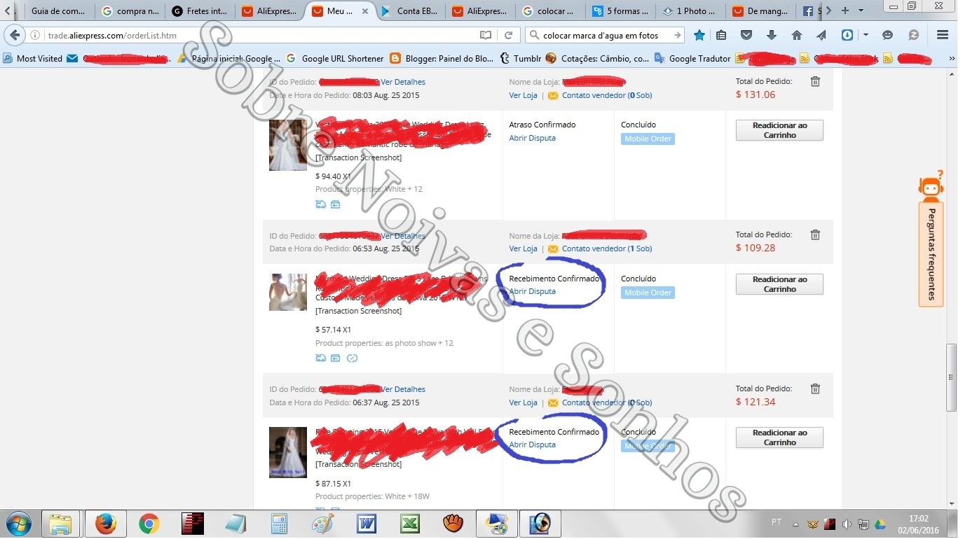 Comprar Vestido de Noiva no Aliexpress - Sobre Noivas e Sonhos 7a1ba47e10c59