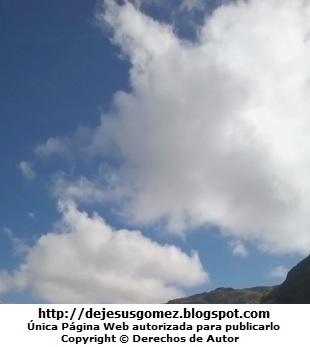 Foto de nubes en un día de Huaral por Jesus Gómez