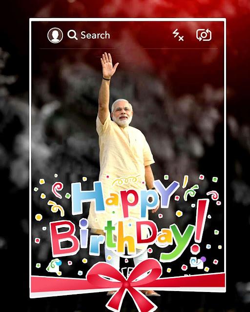 Happy Birthday PM Narendra Modi Photos