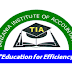 TIA: Selected Candidates for Ordinary Diploma and Certificate Programmes