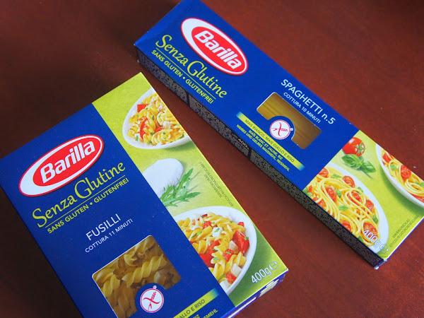 glutenfreie Pasta von Barilla