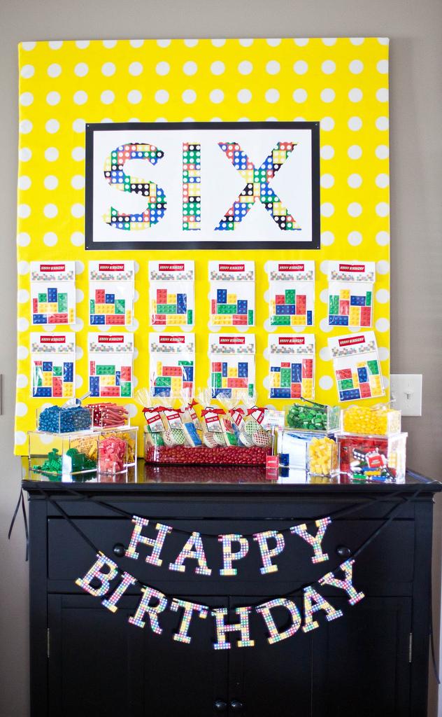 Kara S Party Ideas Lego Themed Birthday Party Kara S