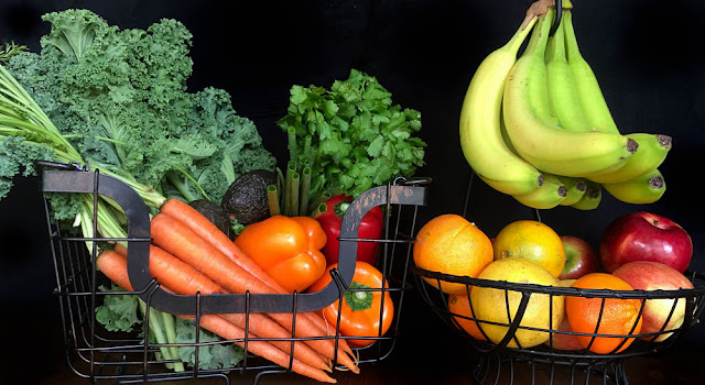 Eating More Fruits And Vegetables Can Relief Hay Fever