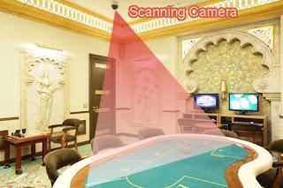 Infrared Poker Camera Scanner