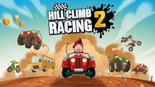 Hill Climb Racing 2 Mod Apk v1.7.0 (Unlimited Gold)