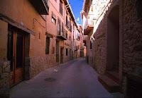 Beceite, casco urbano, el pueblo 5