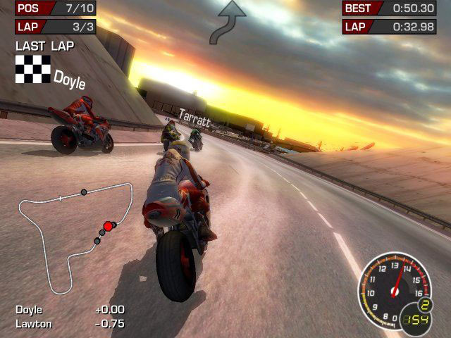 MotoGP 3 URT PC Game