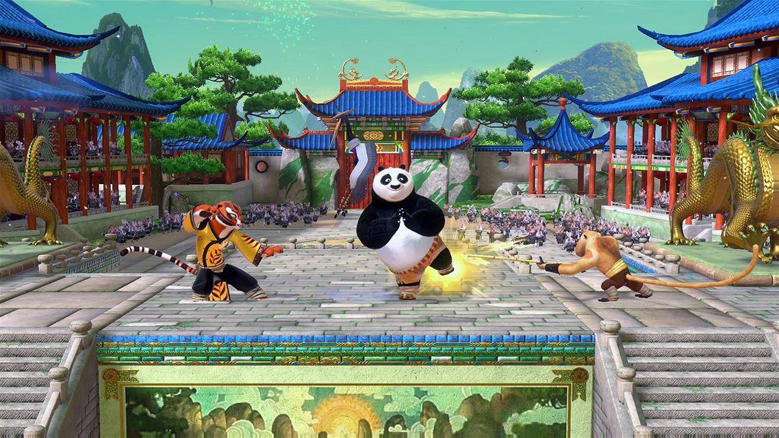 image - kung fu panda showdown of legendary legends xbox 360