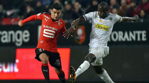 Le Stade Rennais s'impose 1-0 contre Angers dans la dernière minute de jeu