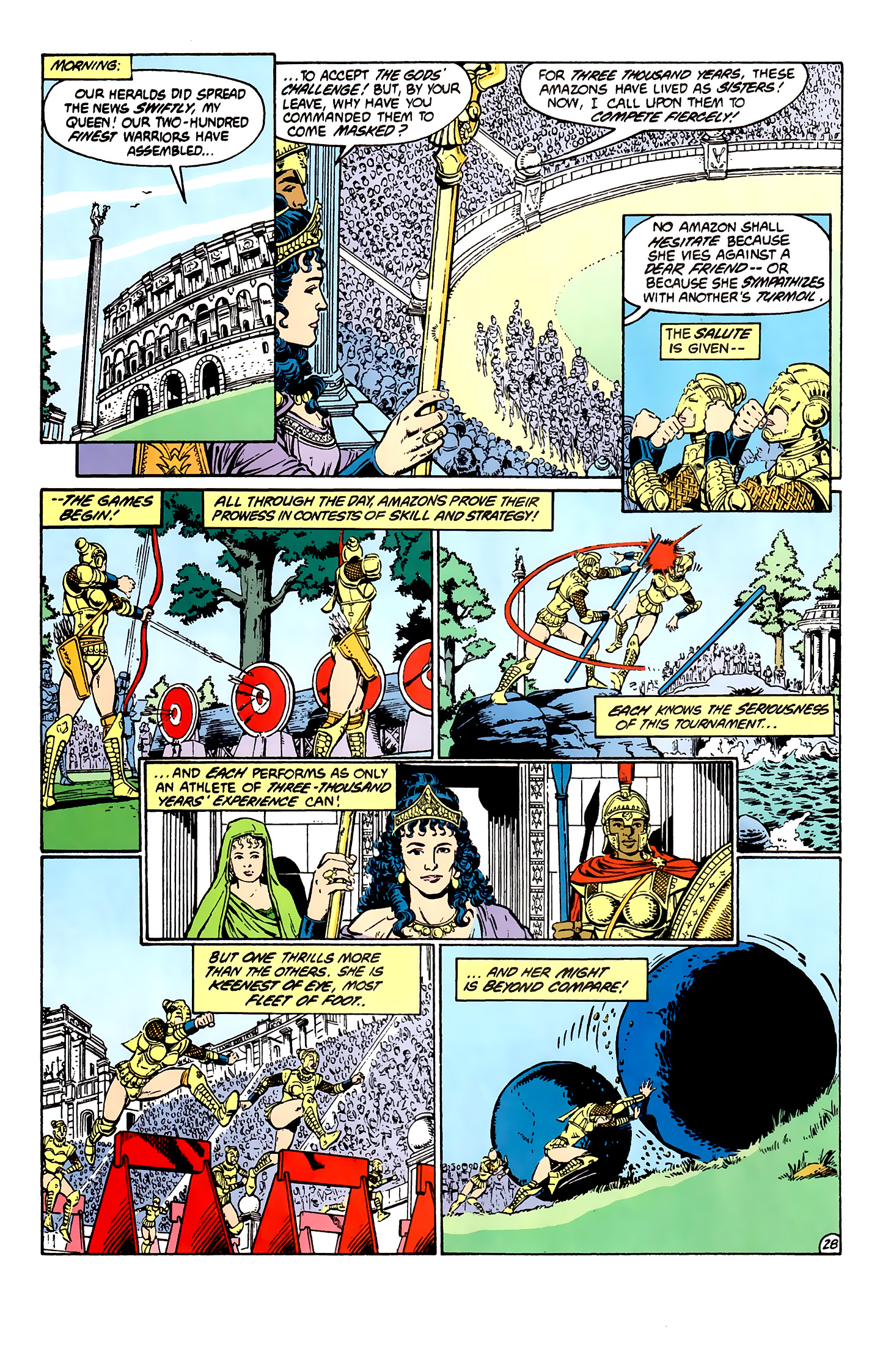 Read online Wonder Woman (1987) comic -  Issue #1 - 30