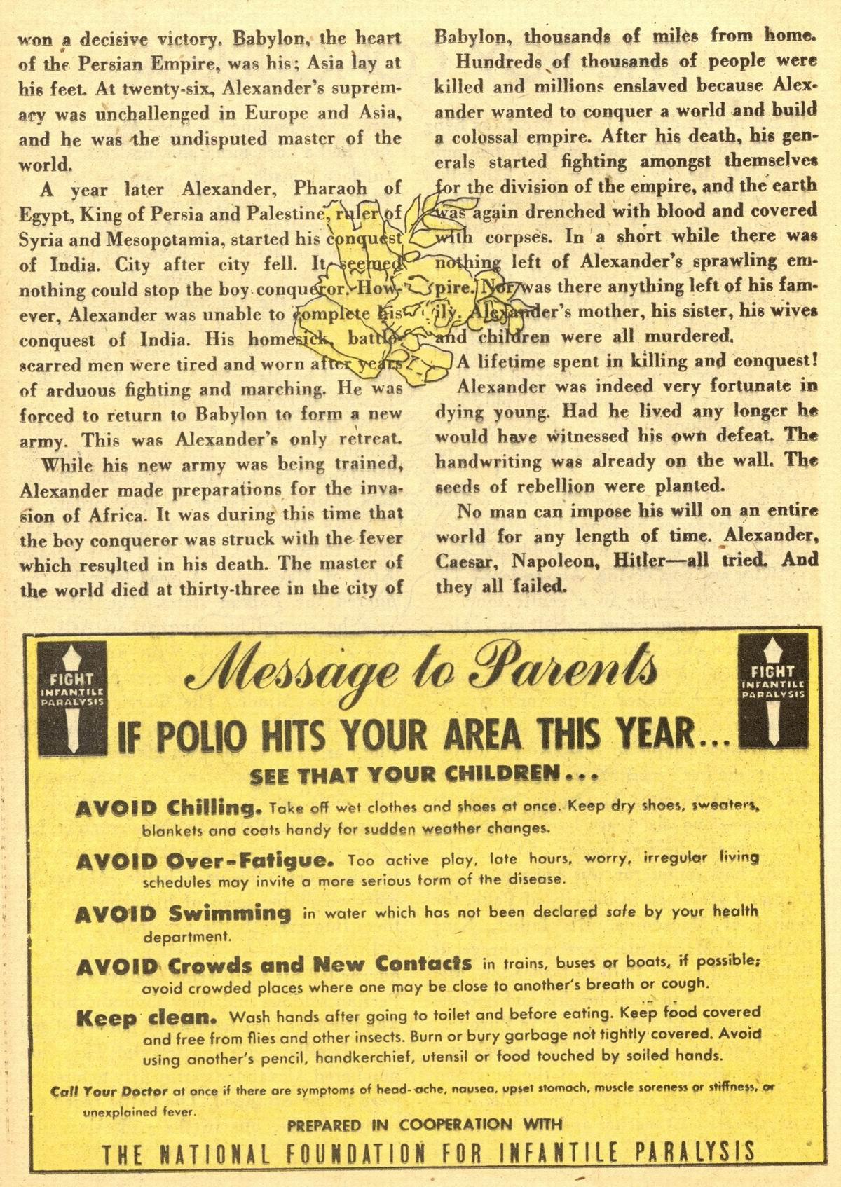 Read online Detective Comics (1937) comic -  Issue #150 - 33