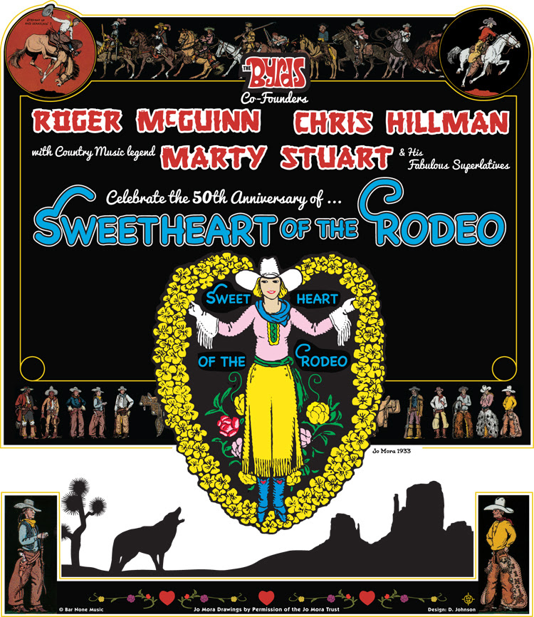 """565f9f1c11d """"Sweetheart of the Rodeo"""" 50th Anniversary Concert  Featuring Roger McGuinn"""