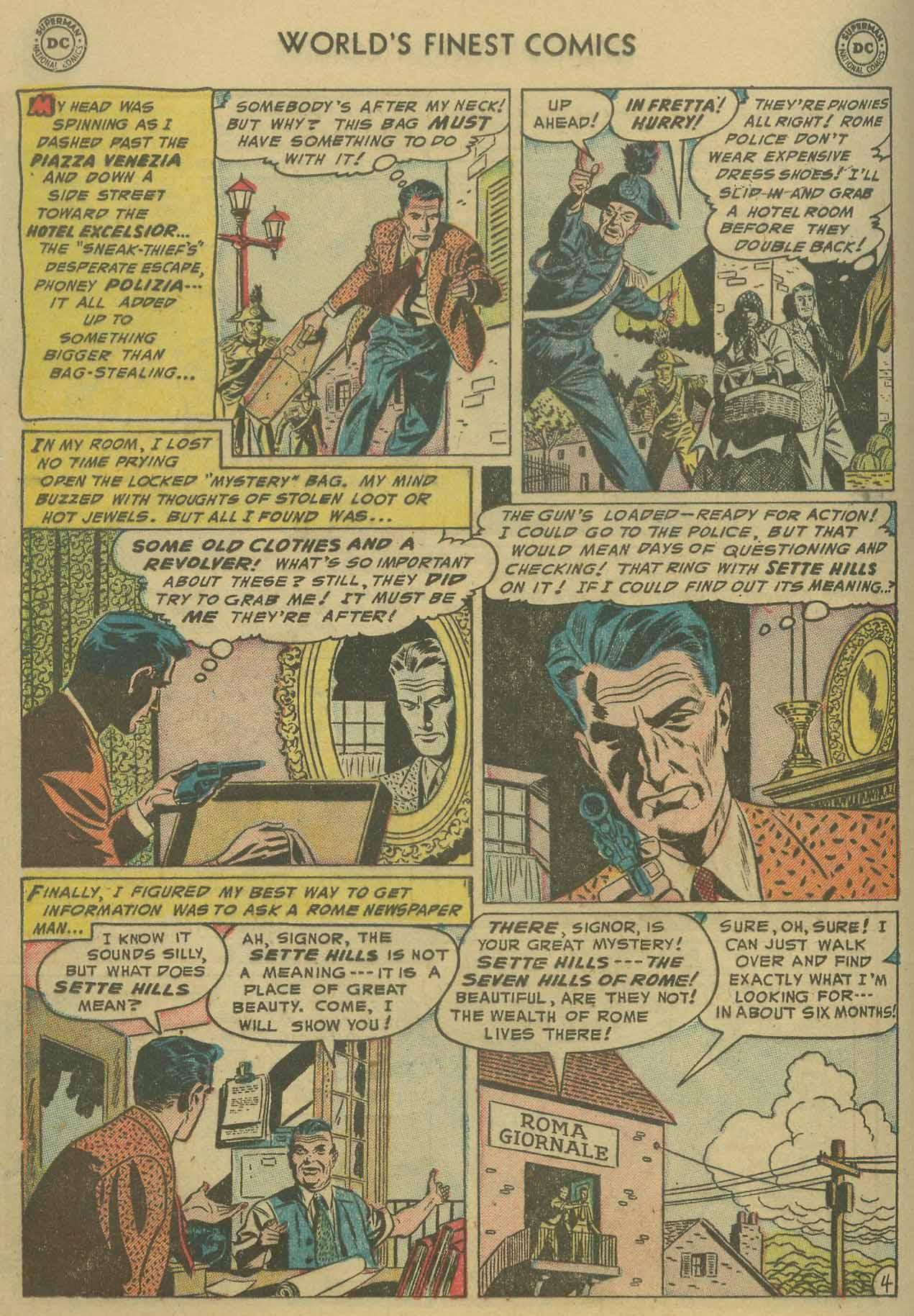 Read online World's Finest Comics comic -  Issue #69 - 46