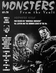 Monsters from the Vault #1