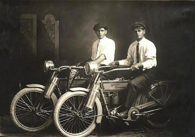 Harley Davidson - Đế chế môtô đại diện cho phong cách Mỹ