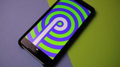 Upgrade Android Pie Terbaru