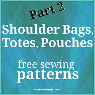 ShoulderBags 2 wesens-art.blogspot.com
