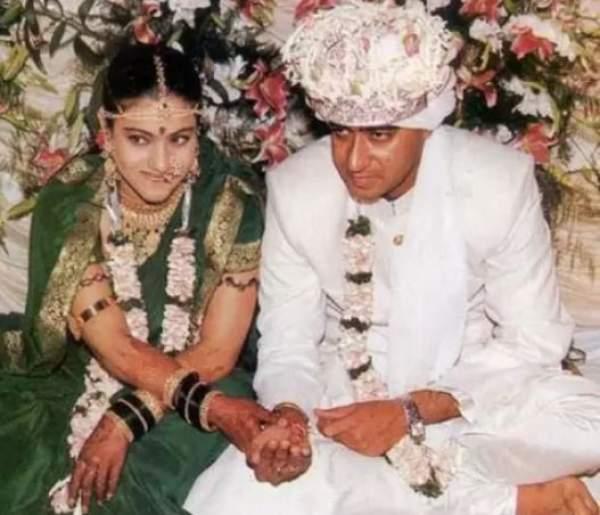 ajay devgan marriage with kajol
