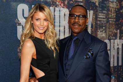 Eddie Murphy expecting his 10th child at age 57, second with Paige Butcher