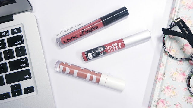 review 3 top liquid lipstick dengan matte finish favorit beauty blogger indonesia