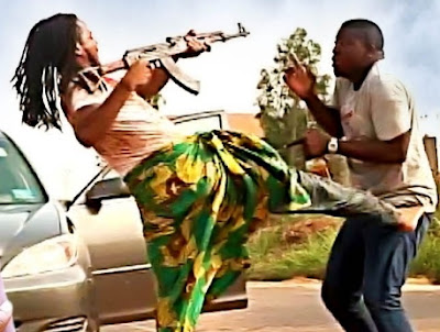 nollywood robbery scene