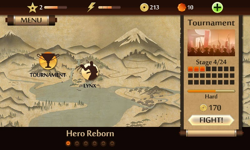 Android Gamify: Shadow Fighter 2 Walkthrough
