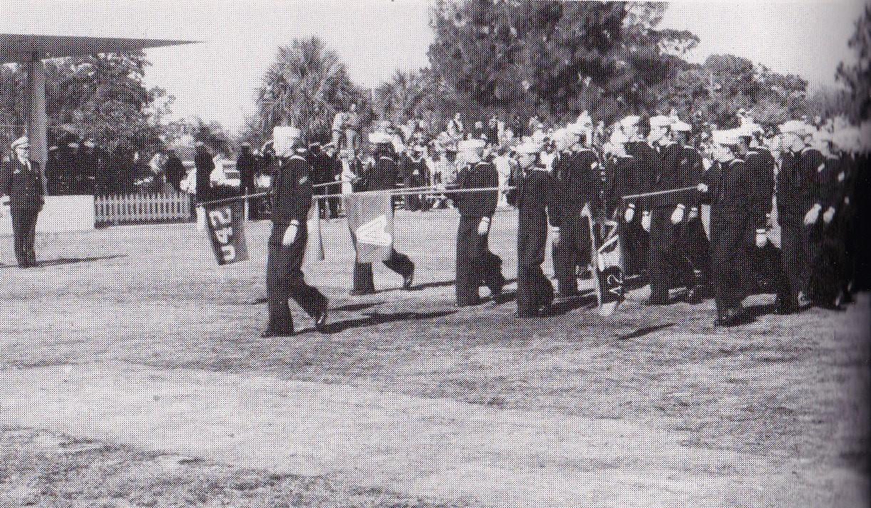 Tommy Mondello boot camp graduation company 42 Orlando Fla. 1981