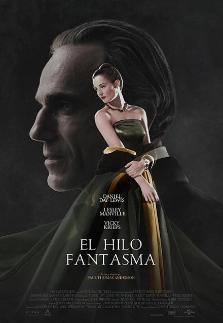 Phantom Thread (El Hilo Fantasma) (2017) 720p y 1080p WEBRip mkv Dual Audio AC3 5.1 ch