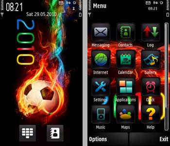How to easily create Themes for your Mobile Phone for Free