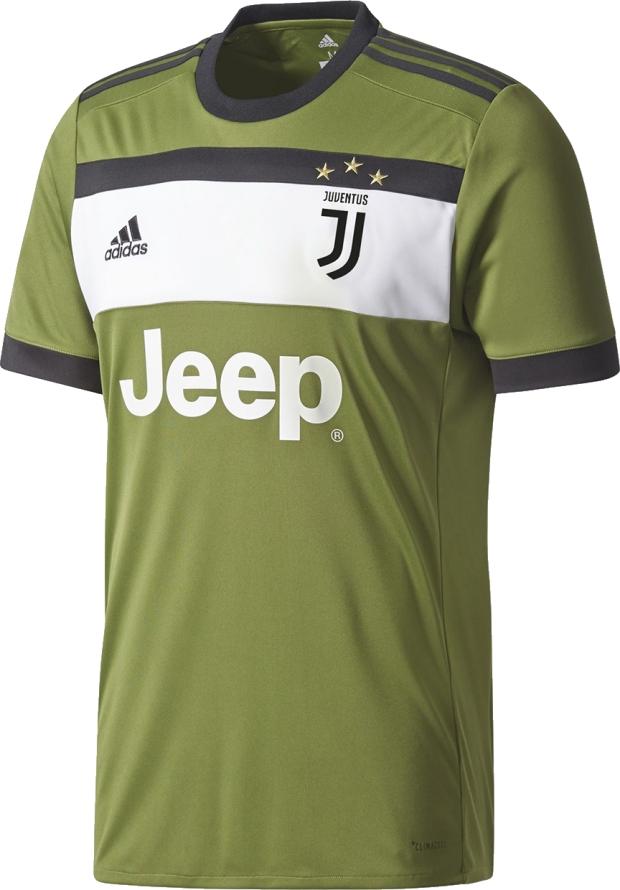 da48b89a2 Adidas lança a nova terceira camisa da Juventus - Show de Camisas