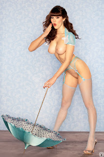 Girls of Playboy - Claire Sinclair - Playmate of the Year 2011