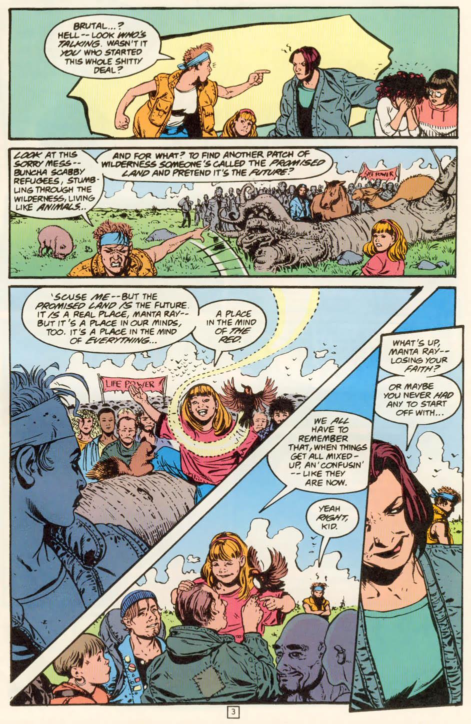 Read online Animal Man (1988) comic -  Issue #78 - 4