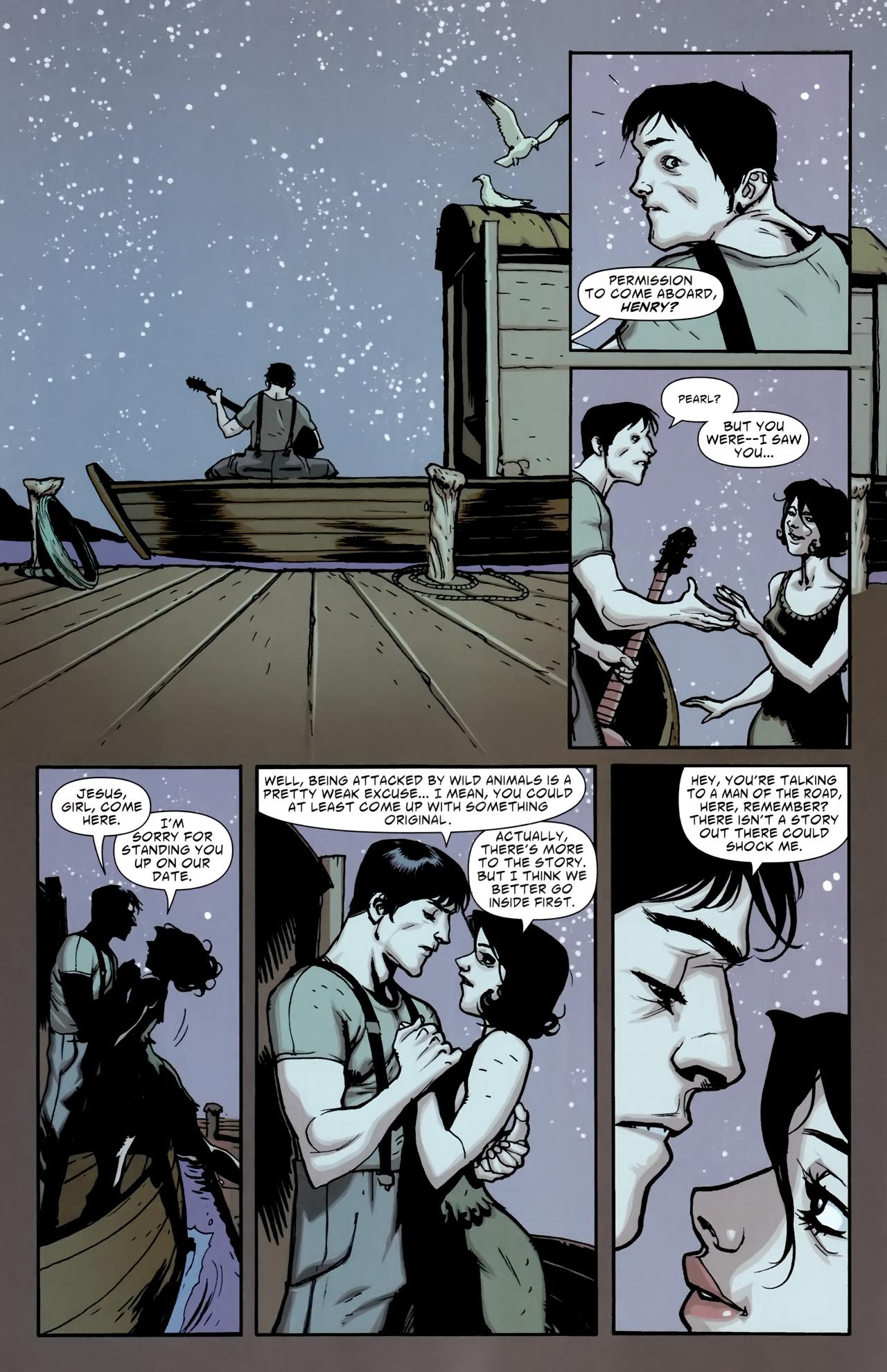 Read online American Vampire comic -  Issue #3 - 14