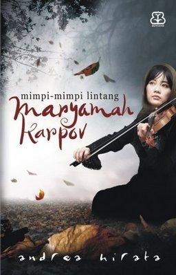 Novel Tetralogi Andrea Hirata Maryamah Karpov