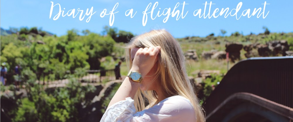 Diary of a flight attendant