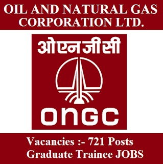 Oil and Natural Gas Corporation Limited, ONGC, Trainee, Graduate Trainee, Graduation, freejobalert, Sarkari Naukri, Latest Jobs, Hot Jobs, ongc logo
