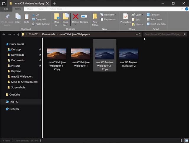 baru baru ini Apple meluncurkan Operating system terbarunya yang bernama  Cara mendapatkan fitur macOS Mojave di Windows 10