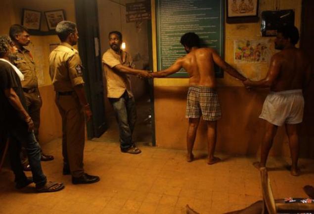 Director Vetrimaaran, Visaranai, Torture